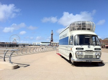 Reel History of Britain in Blackpool